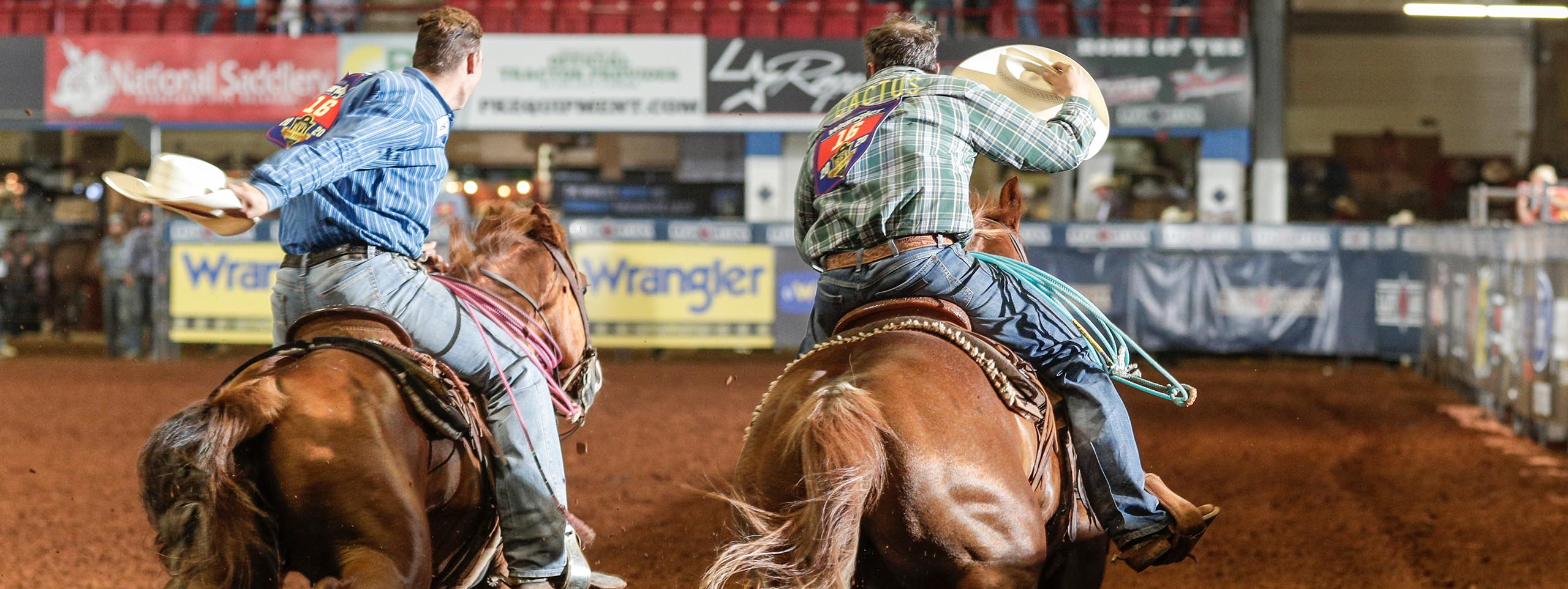 Fuller and Ward win $155K at one-of-a-kind BFI in Oklahoma