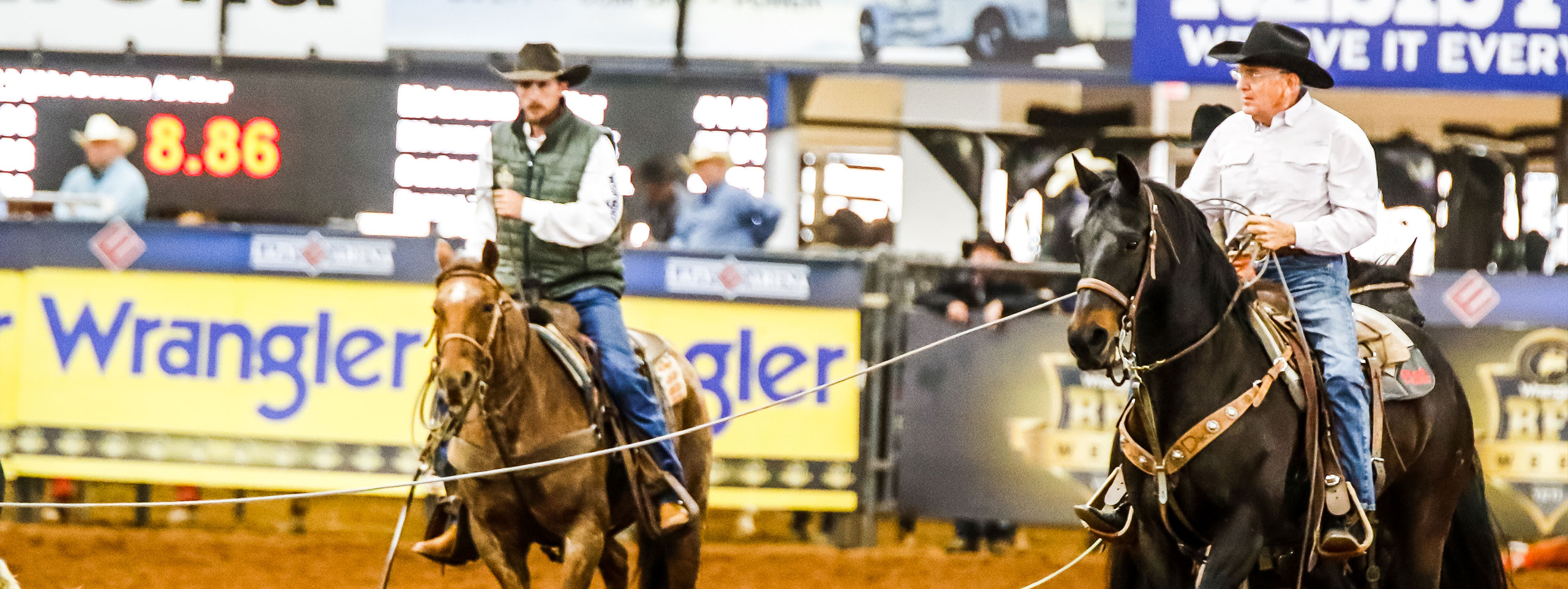 Complete Results From The 2021 BFI Week 10.5 Over 40 Roping