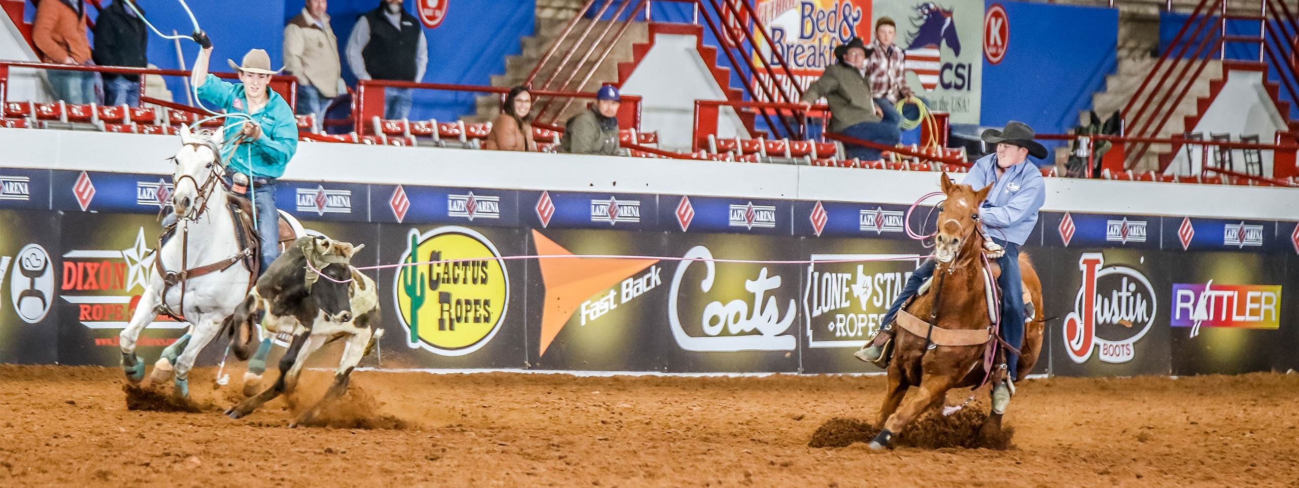 Complete Results From The 2021 BFI Week Hooey Jr Open Championship Roping